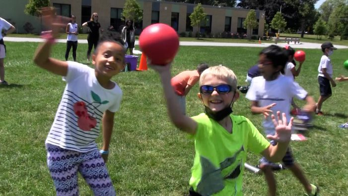 Fun at Hastings Field Days! (K-3)