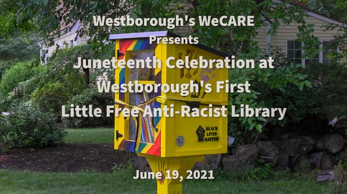 WeCARE – Juneteenth – Ribbon Cutting Celebration!!