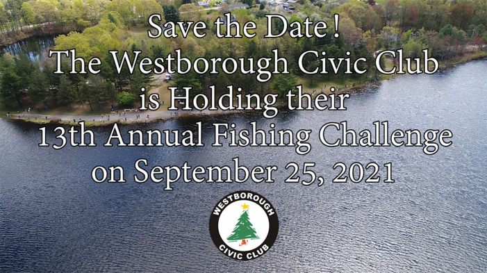 Save the Date – Civic Club Fishing Challenge 9/25/21!