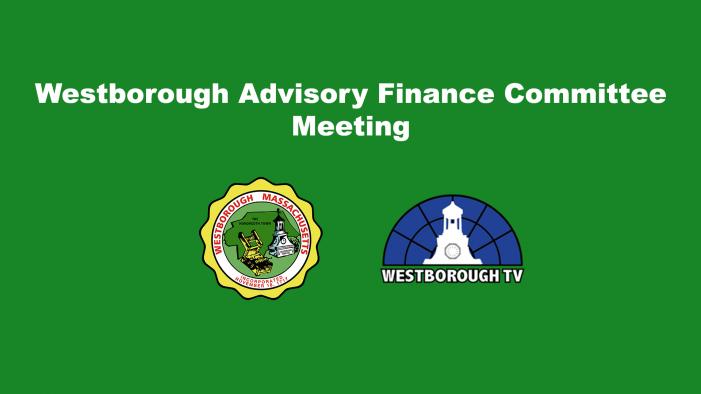 Westborough AFC LIVE 10/4/21 @7PM