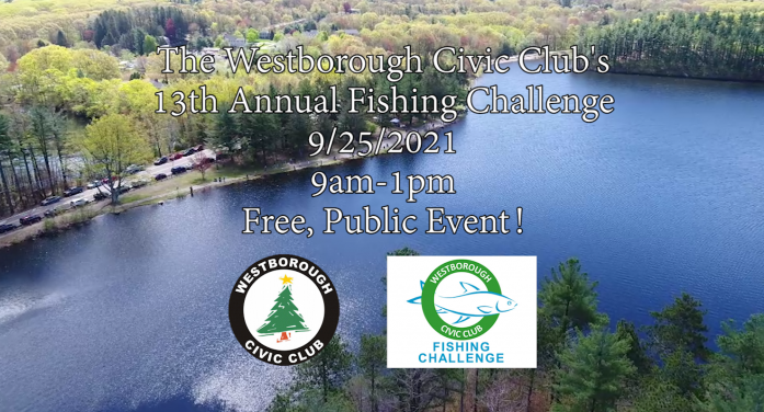 Free Fishing Challenge, 9/25 @ 9am-1pm