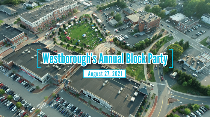 Westborough Annual Block Party 8/27/21