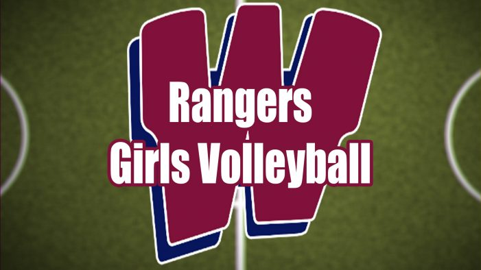 Rangers Volleyball LIVE 10/15/21!